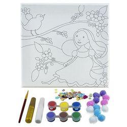 Zestaw do malowania - Księżniczka
