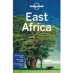 Lonely Planet East Africa Guide