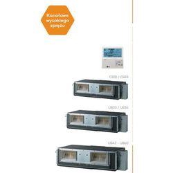Klimatyzator Kanałowy wysokiego sprężu LG UM48
