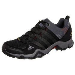 adidas Performance AX2 GTX Półbuty trekkingowe dark shale/black/light scarlet