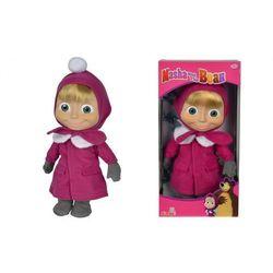 Simba, Masza i Niedźwiedź, Masza, lalka miękka, 40 cm Darmowa dostawa do sklepów SMYK