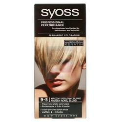 Syoss Farba do włosów 9-5 Mroźny Perłowy Blond