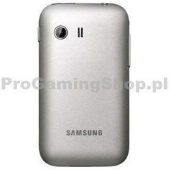 Wymiana Obudowa Samsung S5360 Galaxy Y, Srebrnym