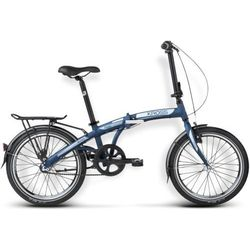 Rower składak Kross Flex 3.0 3spd. 10 granatowo grafitowy mat WYSYŁKA GRATIS!!!