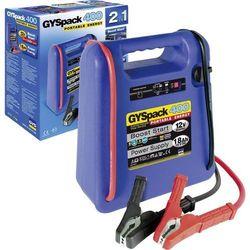 Urządzenie rozruchowe, booster GYS GYSPACK 400 025455, Prąd rozruchowy (12V): 480 A