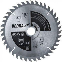 Tarcza do cięcia DEDRA H14024D 150 x 12.75 mm do drewna