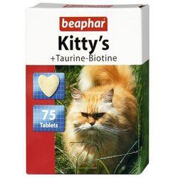 KITTY'S TAUR/BIOT.75 szt - tabl.witaminowe z tauryną i biotyną