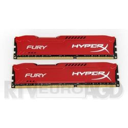 Kingston HyperX Fury DDR3 2x4GB 1866 CL10