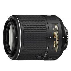 Nikon AF-S 55-200 mm f/4,0-5,6G ED DX VR II - produkt w magazynie - szybka wysyłka!