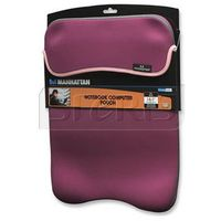 4World Etui HC Pocket do ultrabooka/tableta 11.6'', 335x225x25mm, srebrne - 08576