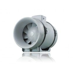 Wentylator kanałowy, plastikowy ATC seria PRO o wydajności 565 m3/h (TTMIXPRO160)