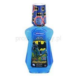 SmileGuard Batman płyn do płukania jamy ustnej dla dzieci z fluorem + do każdego zamówienia upominek.