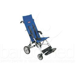 Wózek inwalidzki dziecięcy spacerowy Patron Corzino Classic szer. 34