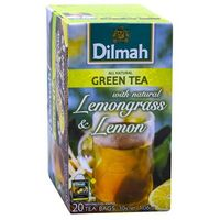 Dilmah Green Tea Lemongrass & Lemon 20 torebek