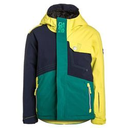 Dare 2B ROUSE UP Kurtka narciarska peacoat/neon spring/alpine forest