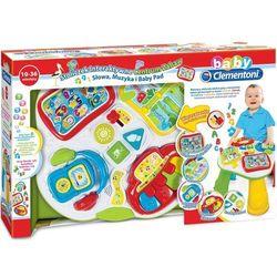 Zabawka CLEMENTONI 60260 Stolik interaktywny