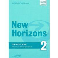 Horizons New 2 Teachers book wersja polska
