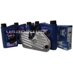 Mineralny olej ATF III oraz filtr automatycznej skrzyni biegów A4LD Ford Ranger FT1087A / AT37B