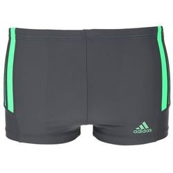 adidas Performance Kąpielówki dark grey/green