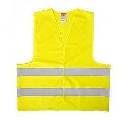 LAHTI PRO Kamizelka ostrzegawcza żółta rozmiary S-XXXL (ZNALAZŁEŚ TANIEJ - NEGOCJUJ CENĘ !!!)