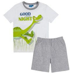 Piżama chłopięca z krótkim rękawem, Dobry dinozaur Darmowa dostawa do sklepów SMYK