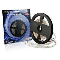 Taśma LED 8W POLUX 5 metrów biała/zimna barwa światła IP20