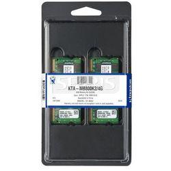 Pamięć RAM Kingston Ded.NB 4GB 800MHz DDR2 - KTA-MB800K2/4G