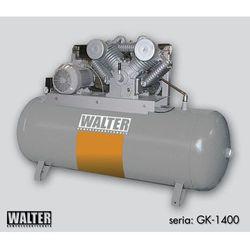 WALTER Sprężarka tłokowa GK 1760-2x5.5/500 S PRAWDZIWE RATY 0% + DOSTAWA GRATIS