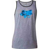 podkoszulka FOX - Stenciled Tech Tank Heather Graphite (185) rozmiar: XL