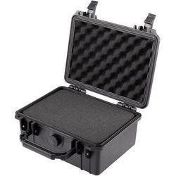Walizka narzędziowa, wodoszczelna Basetech 1310218, (DxSxW) 240 x 195 x 112 mm, Kolor: Czarny