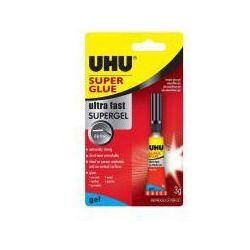 Klej Super glue ultra fast supergel 3g