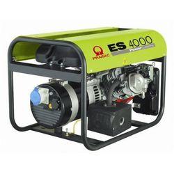 Agregat prądotwórczy jednofazowy Pramac ES4000 AVR