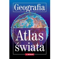 GEOGRAFIA ATLAS ŚWIATA (opr. twarda)