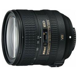 Nikon Nikkor 24-85 mm f/3.5-4.5G AF-S ED VR OEM Dostawa GRATIS!