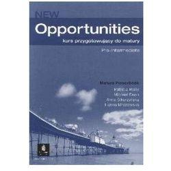 Opportunities New Edition Pre-Intermediate Zeszyt Ćwiczeń (opr. miękka)