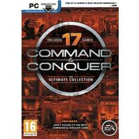 Command & Conquer The Ultimate Collection (PC)
