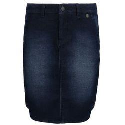 Campus Spódnica jeansowa blue denim