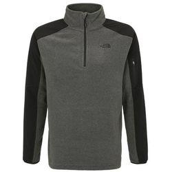 The North Face GLACIER Bluza z polaru fusebox grey/black heather
