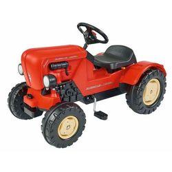 Big, Pojazd na pedały, Traktor Porsche diesel Junior Darmowa dostawa do sklepów SMYK