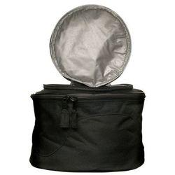 Sagaform - mini grill z torbą izotermiczną, czarny - BBQ