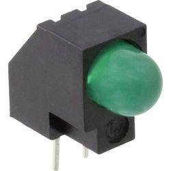 Moduł LED Zielony (DxSxW) 13.62 x 13.08 x 6.1 mm Dialight 550-5208F