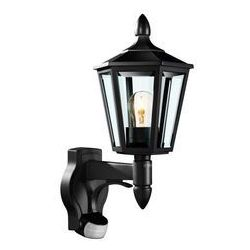 STEINEL L 15 C - lampa z czujnikiem ruchu i zmierzchu czarny 617813 (ZNALAZŁEŚ TANIEJ - NEGOCJUJ CENĘ !!!)