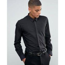 Hart Hollywood by Nick Hart Slim Smart Shirt - Black