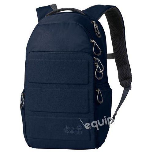 1fbef56941655 Plecak na laptopa Jack Wolfskin Flemington - midnight blue ...