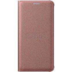 Etui SAMSUNG Flip Wallet do Galaxy A3 (2016) Różowe Złoto - EF-WA310PZEGWW