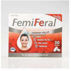 FemiFeral, kaps., 30 szt