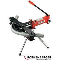ROTHENBERGER Ręczna giętarka hydrauliczna z odchylną ramą ROBULL E (57961X)