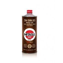 MITASU GOLD SN 5W-30 ILSAC GF-5 100% SYNTHETIC 1L