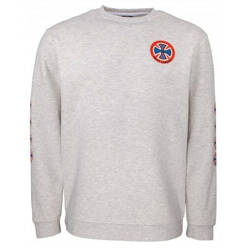 bluza INDEPENDENT - O.G.T.C Crew Athletic Heather (ATHLETIC HEATHER) rozmiar: L