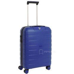 009bde2482742 torby walizki granatowa walizka na kolkach 24 ochnik (od Roncato Box ...